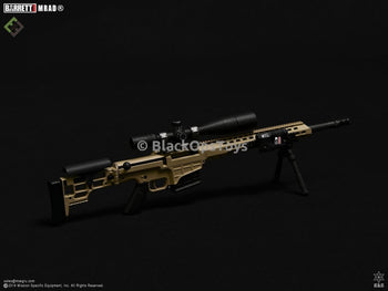 Limited Edition Officially Licensed MSE Flat Dark Earth Barrett MRAD Last One Mint in Box