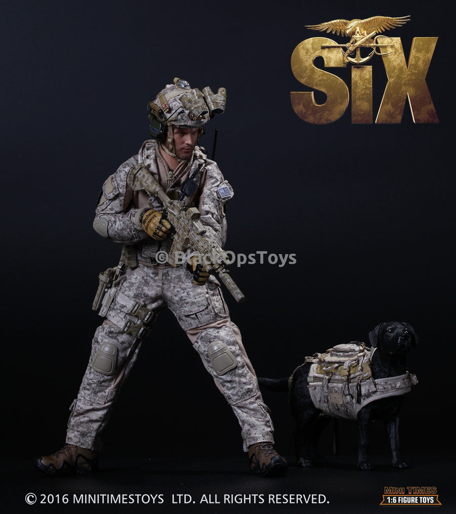 US Navy SEAL Team Six DEVGRU Male Base Body