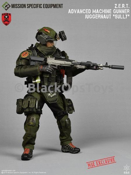 ZERT - AMG Juggernaut - Grey Uniform Set