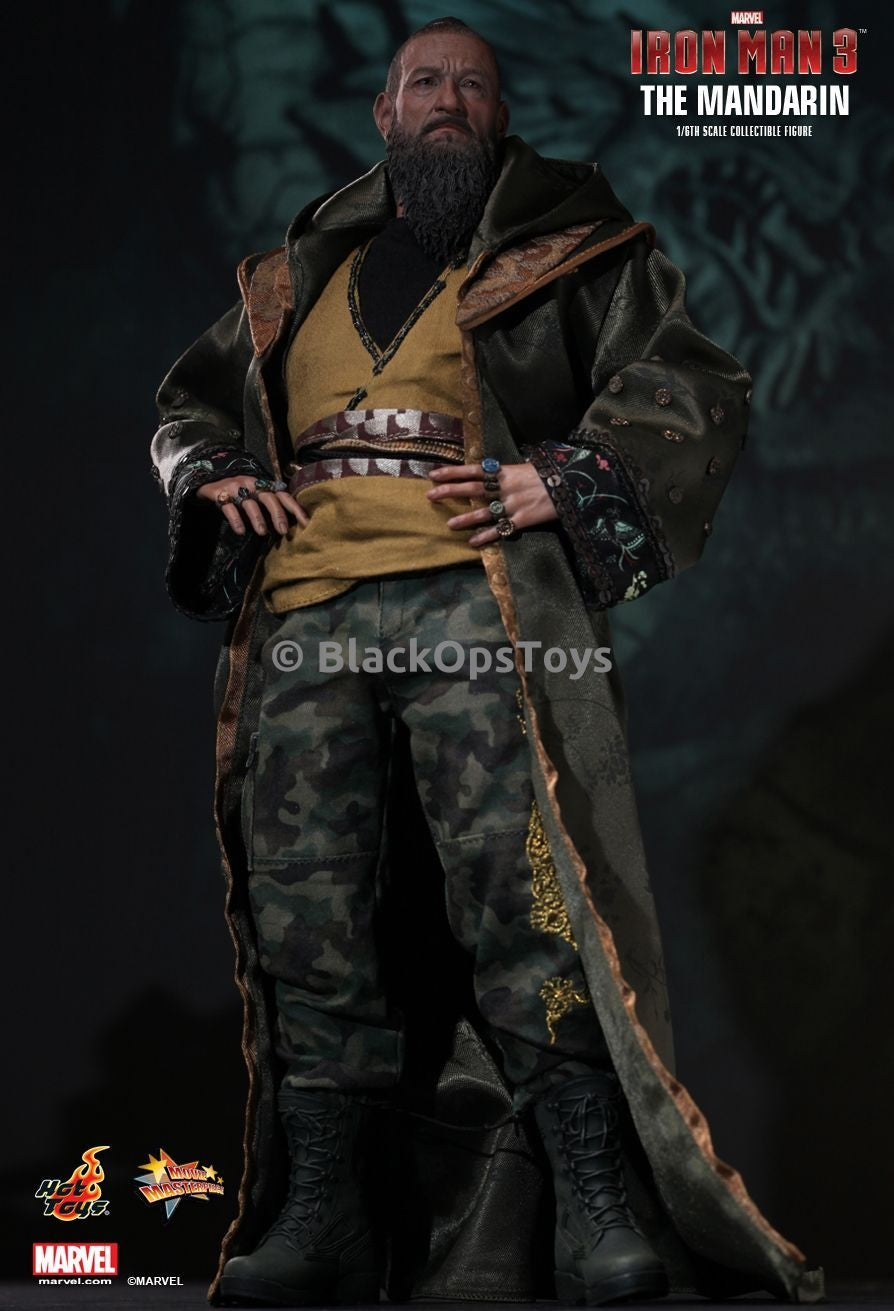 Hot Toys Iron Man The Mandarin Male Base Body