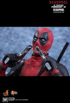 Deadpool Collectible Figure Right Handed Drop Leg Holster & Pistol