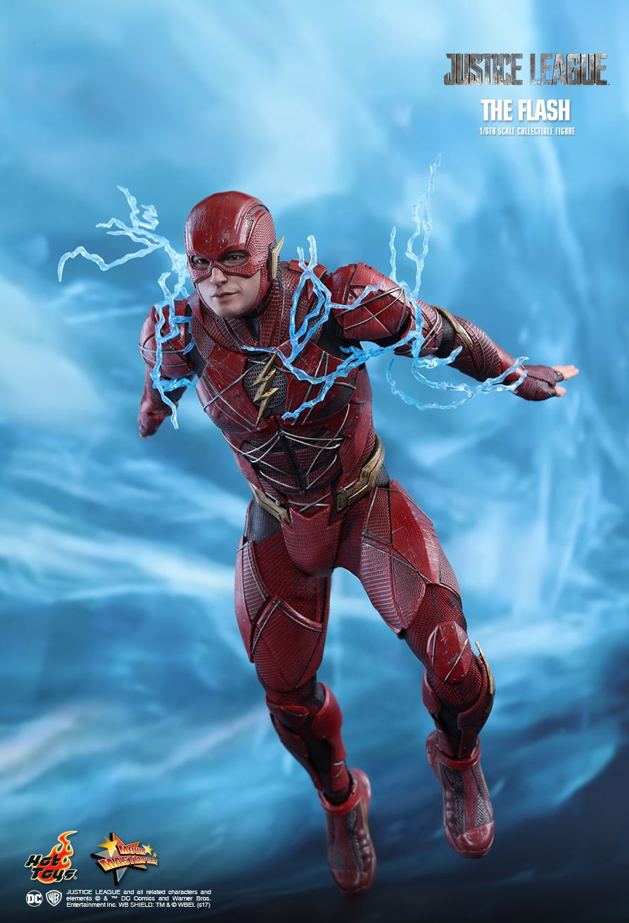 Justice League - The Flash - Lightning Effect FX (Type 4)