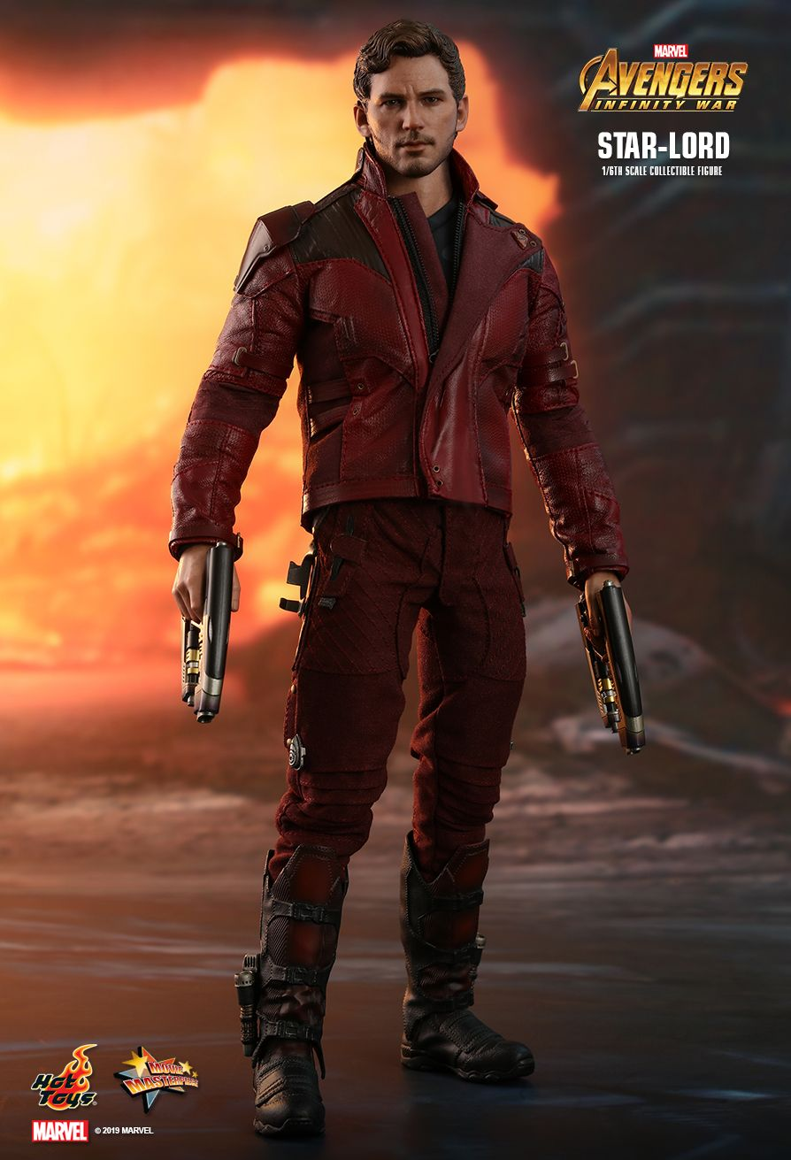 Infinity War - Star Lord - Male Base Body