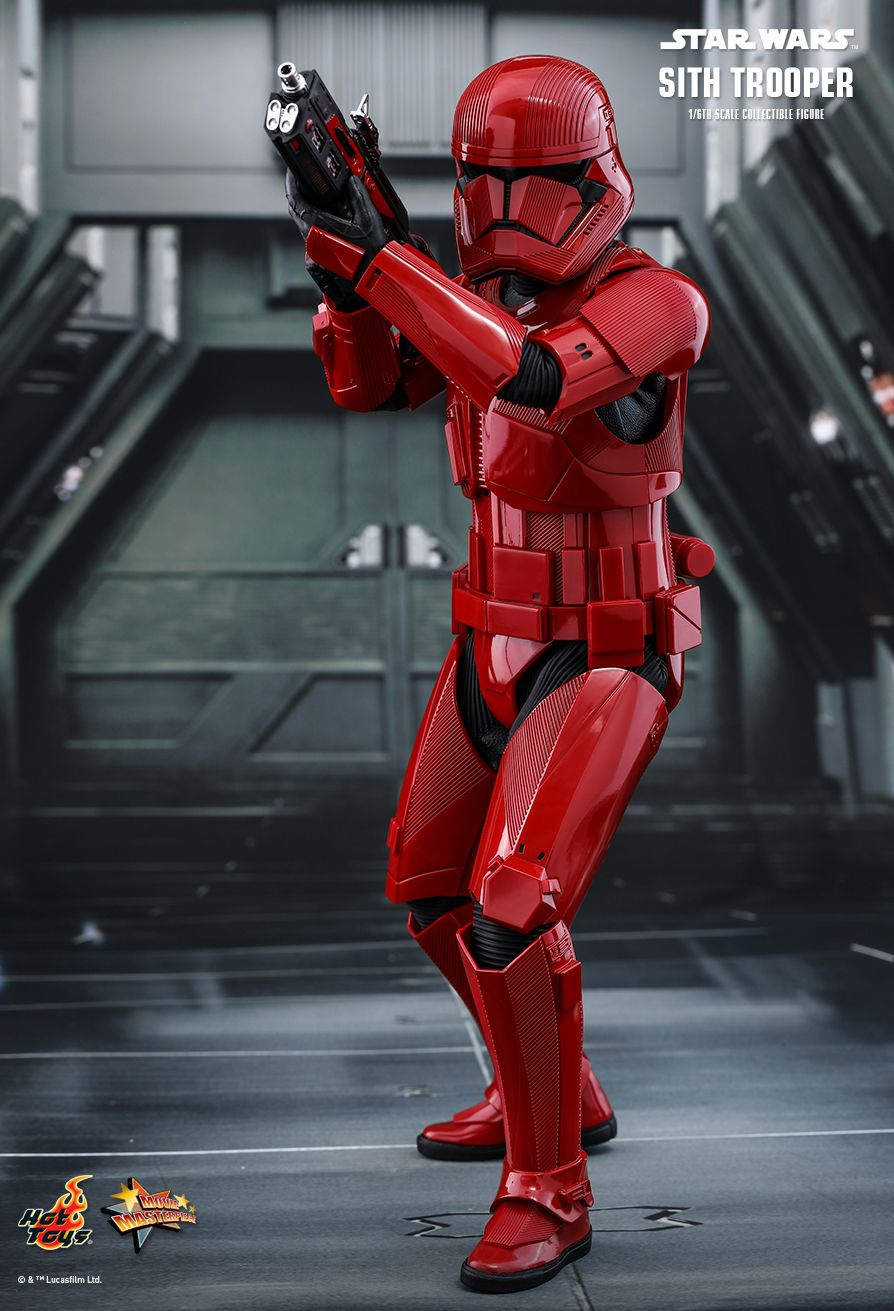 STAR WARS - Sith Trooper - Advance Release SDCC Edition - MINT IN BOX