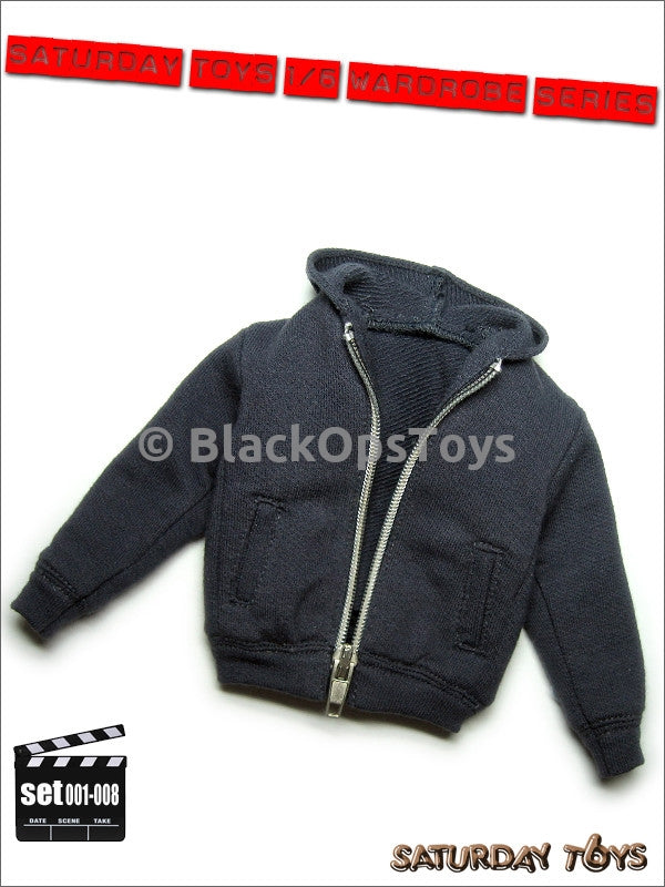 CIA/PMC Wardrobe Series Set 008 Blue Zip-Up Hoodie