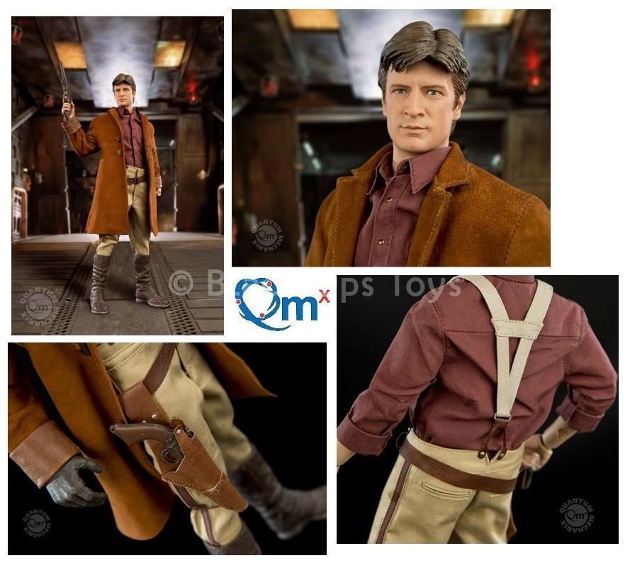 FIREFLY - Cap. Malcolm Reynolds - Male Base Body