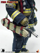 New York Firefighters - Fire Hose w/Carrier