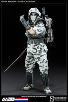 GI JOE - Camo Storm Shadow - Black Forearm Guards