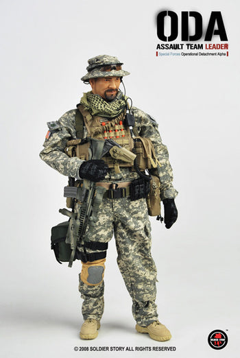 US Special Forces ODA Assault Team Leader - MINT IN BOX