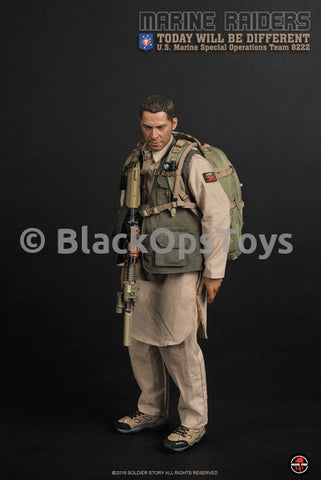 Soldier Story Marine Raiders Special Operations Team 8222 Mint in Box