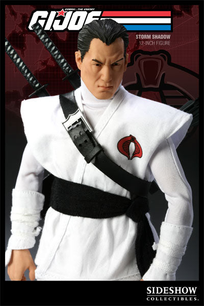 GI JOE - Storm Shadow - Quiver & Arrow Set