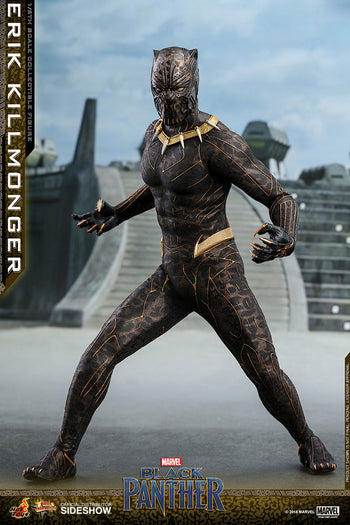 Black Panther - Erik Killmonger - MINT IN BOX