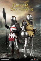 Series of Empires - Order of the Sacred Garter Knight 2-Pack - MINT IN BOX