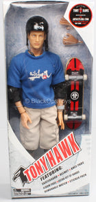 Professional Skater - Tony Hawk - Black Elbow Pads