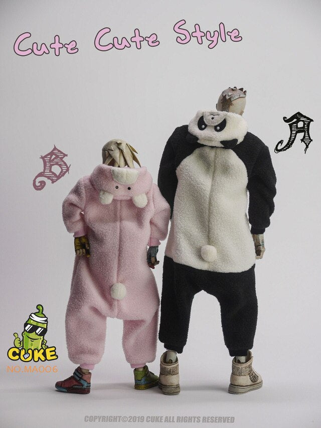 Cute Cute Style - Pig Onesie Jumpsuit - MINT IN PACKAGE