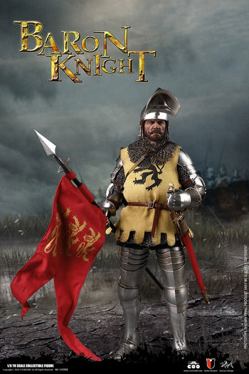PREORDER - Series of Empires - Die-Cast Alloy Baron Knight - MINT IN BOX
