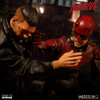 1/12 scale - Daredevil & Punisher Combo Pack - MINT IN BOX