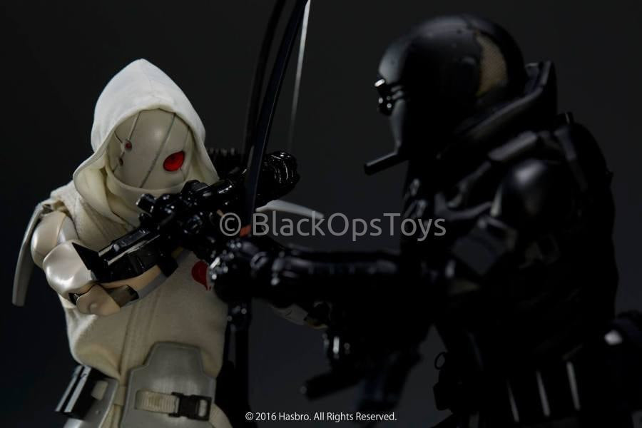 1000 Toys 2016 San Diego Comic Con Bait Exclusive Ninjas GIJOE Snake Eyes & Cobra Storm Shadow Combo Pack SDCC