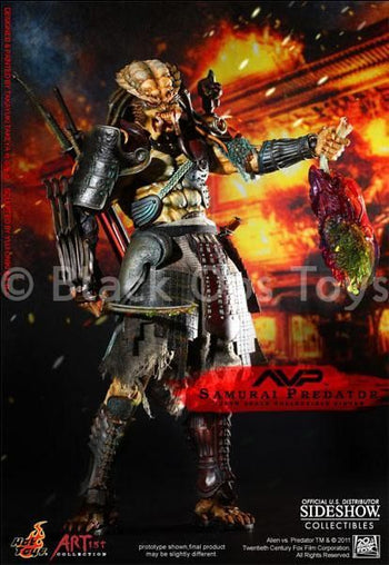 AVP - Rare Samurai Predator - MINT IN BOX