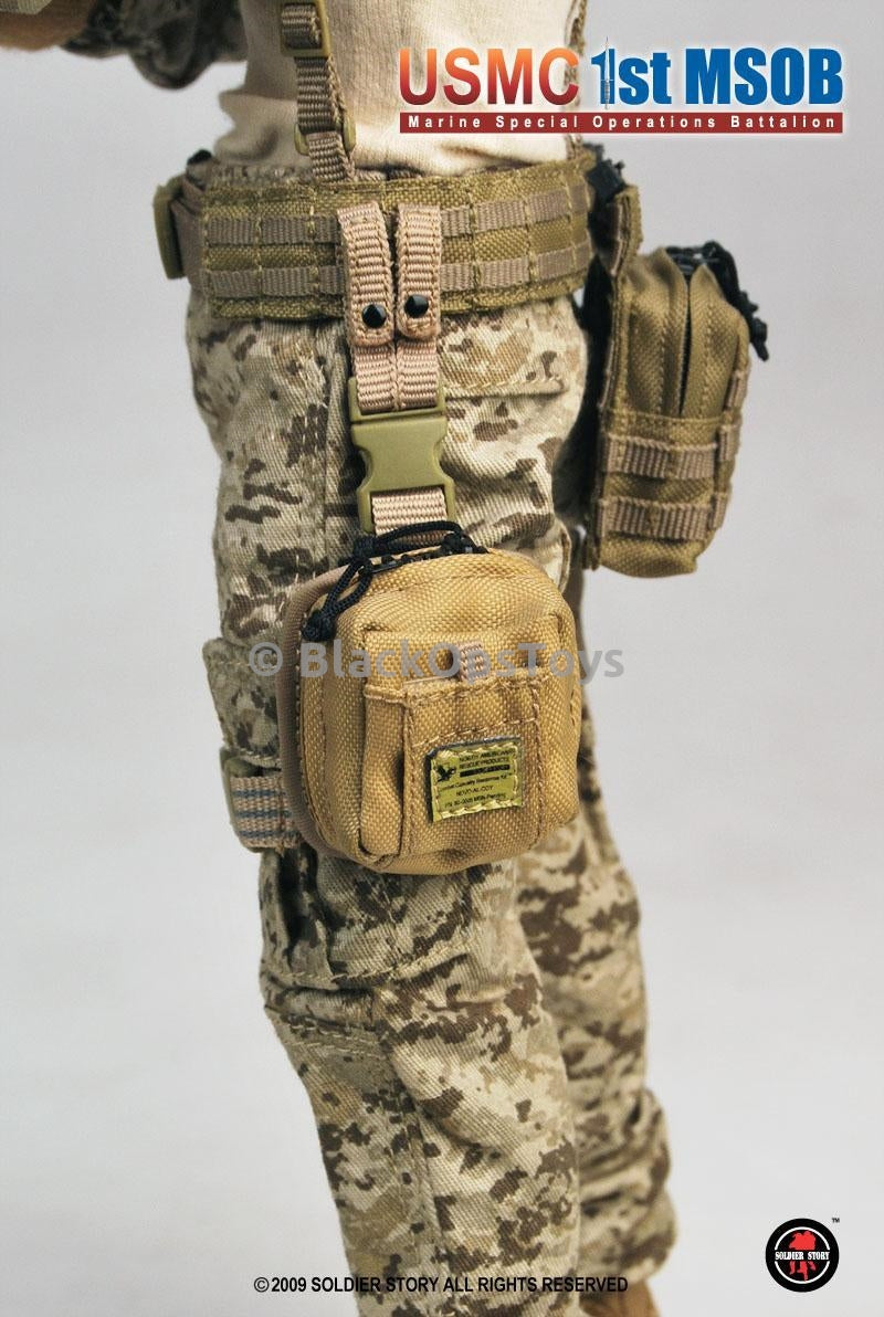 1st Marine Special Operations Battalion IFAK Medic Pouch