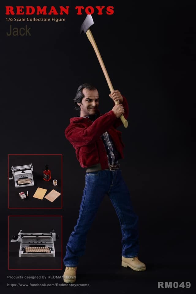 PREORDER - The Shining Jack & Twins Pack - MINT IN BOX