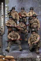 PREORDER - 1/12 - WWII US Army on D-Day Deluxe Edition - MINT IN BOX