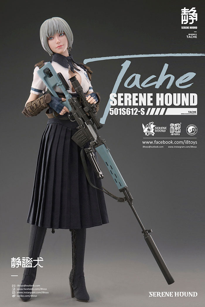 "PREORDER - Serene Hound ""TACHE"" - MINT IN BOX"