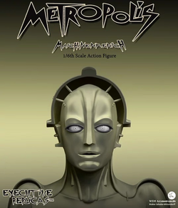 PREORDER - Metropolis Maschinenmensch Metal - MINT IN BOX