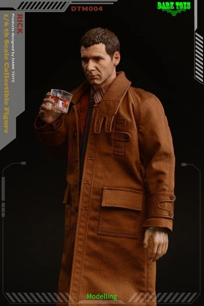 PREORDER - Blade Runner Rick - MINT IN BOX