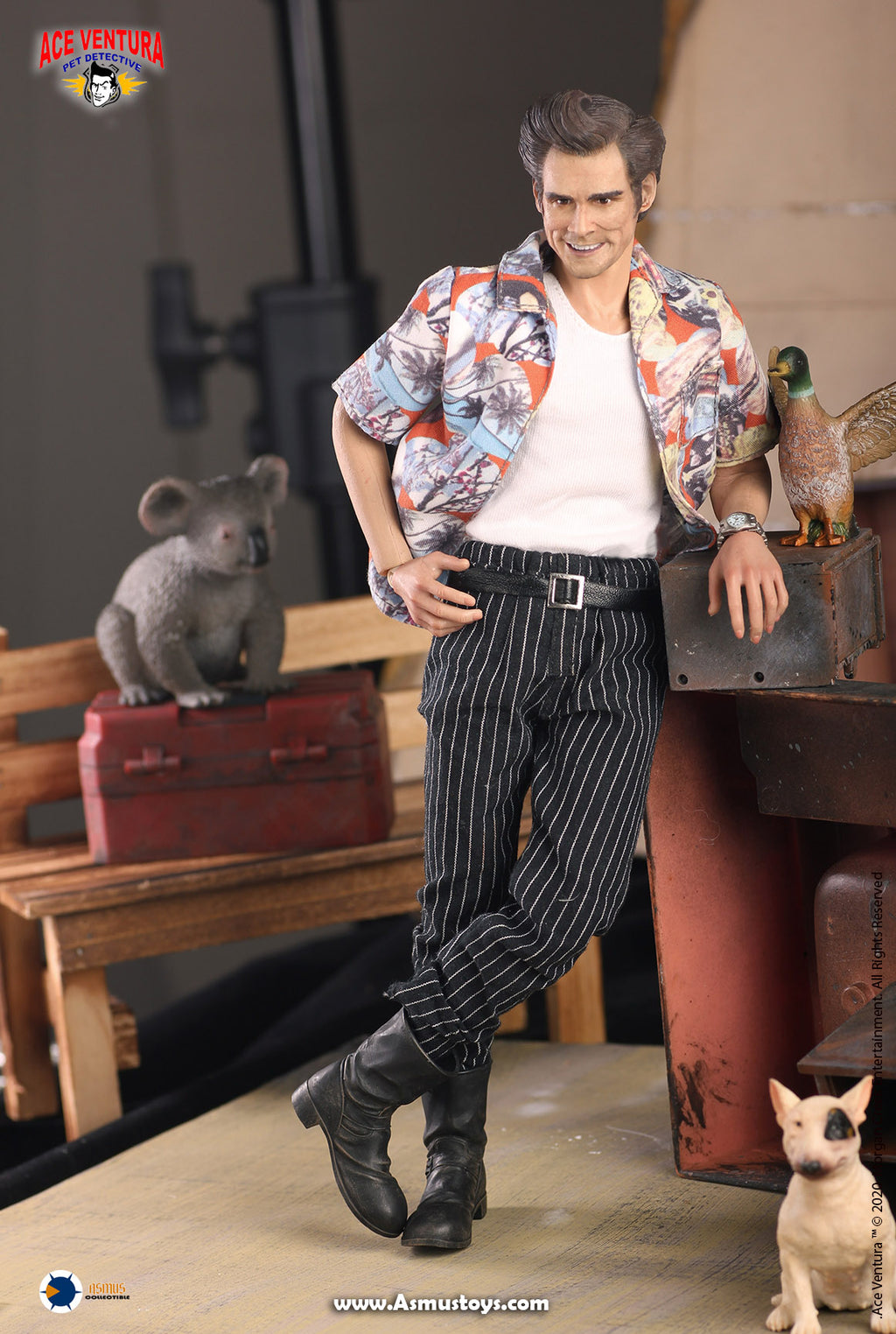 PREORDER - Ace Ventura - MINT IN BOX