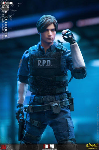 PREORDER - 1/12 - R.P.D. Officer A Version - MINT IN BOX