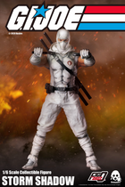 PREORDER - G.I. Joe Storm Shadow - MINT IN BOX
