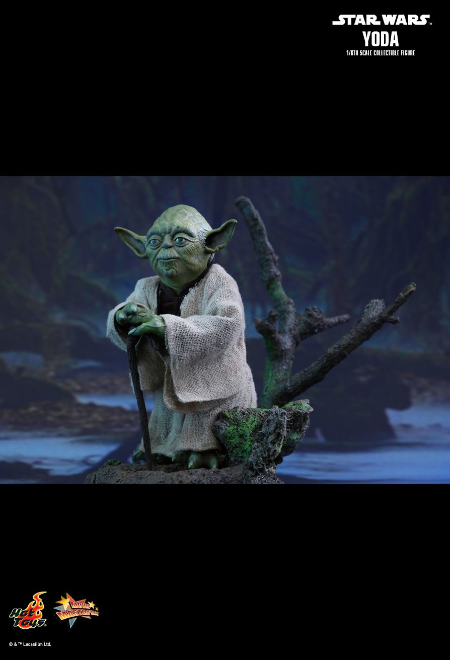 Star Wars - The Empire Strikes Back - Yoda - MIOB (Read Desc)
