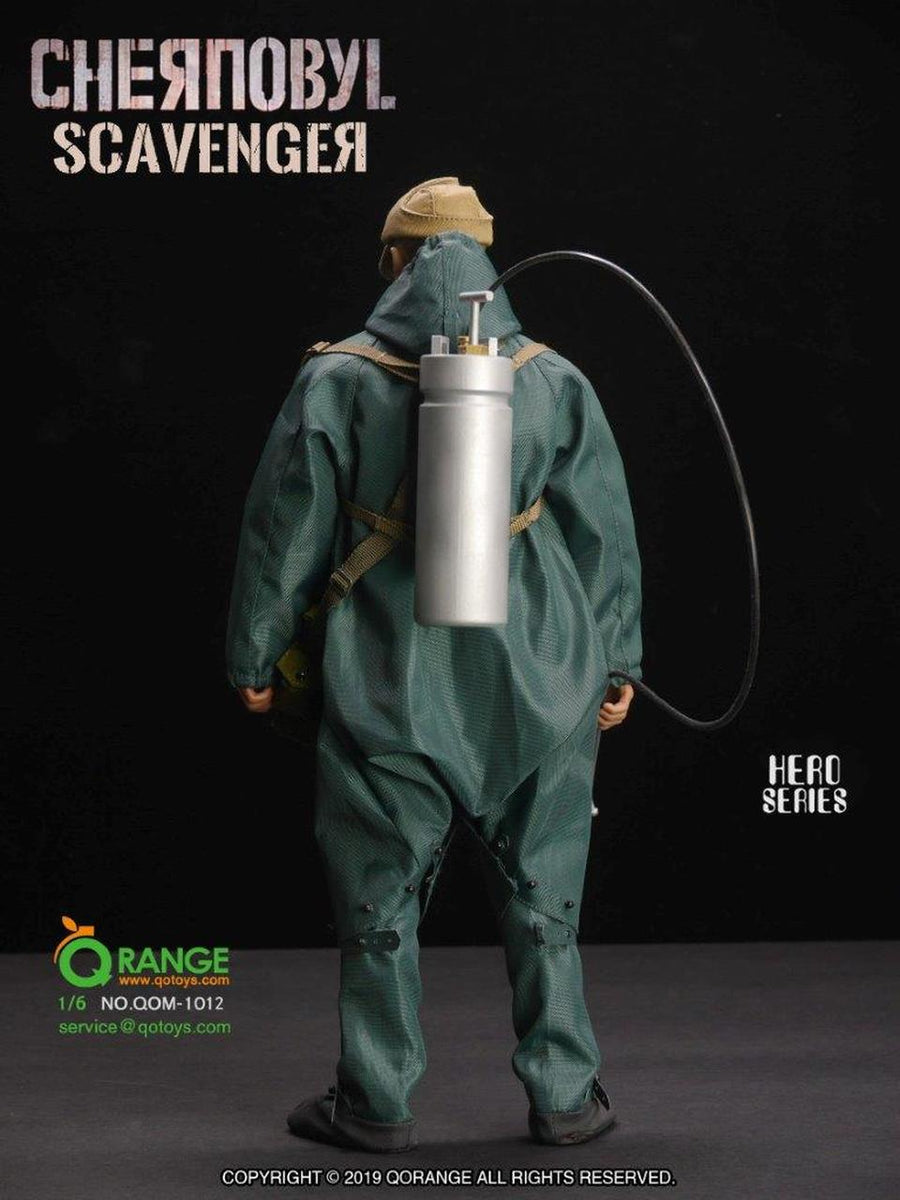 The Chernobyl Scavenger w/Body - MINT IN BOX