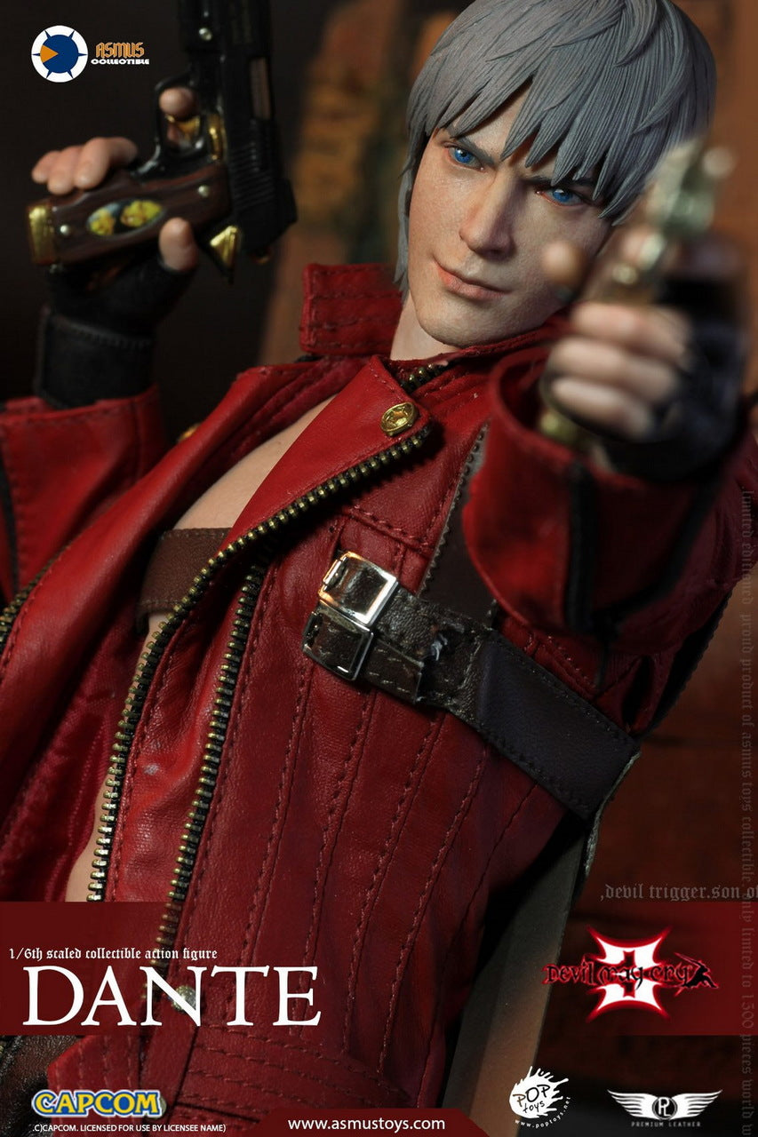 Devil May Cry - Dante - Black Gloved Hand Set