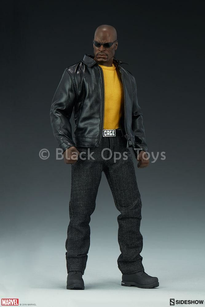 Luke Cage - AKA Powerman - Silver Colored Necklace