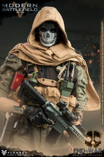 Modern Battlefield Ghost - Patch Set