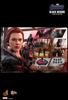 Avengers Endgame - Black Widow - MINT IN BOX
