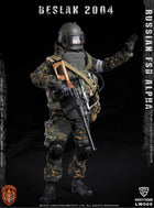 1/12 - Russian FSB Alpha - Male Base Body w/Head Sculpt