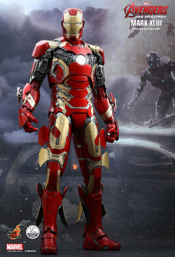 1/4 - Avengers Age Of Ultron - Iron Man Mark XLIII - MIOB (Read Desc)