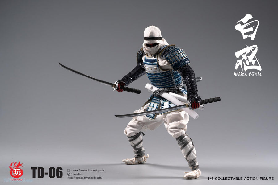 White Ninja - MINT IN BOX
