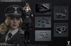 WWII - Female German SS Officer - Female Head Sculpt