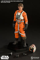 Star Wars - Luke Red 5 X-Wing Pilot - Exclusive - MINT IN BOX