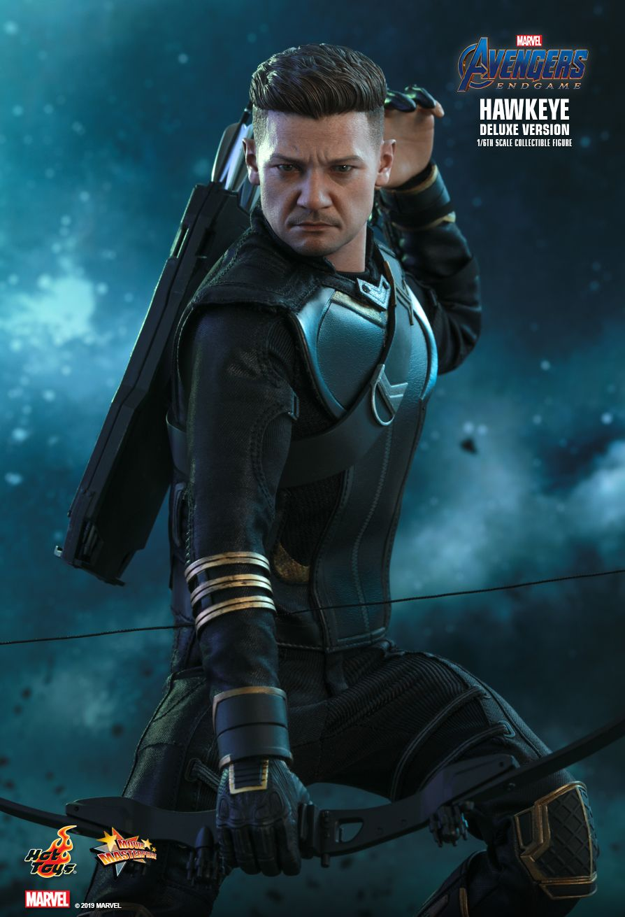 Endgame - Hawkeye - Base Figure Stand