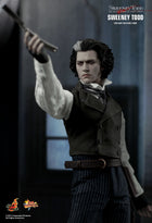 Sweeney Todd - Black Boots (Peg Type)