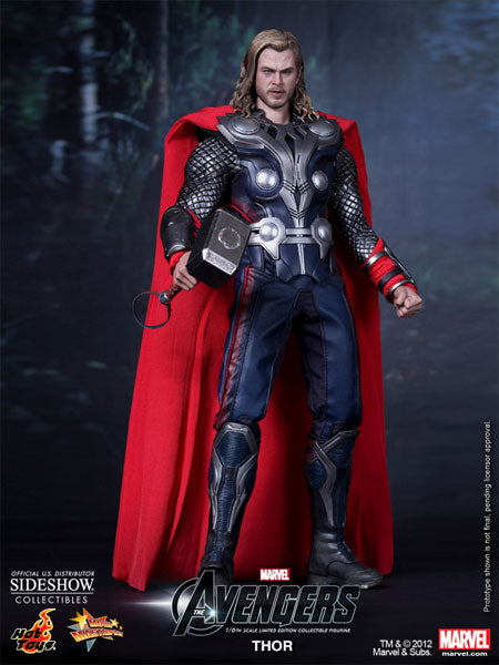 The Avengers - Thor - Silver Like Arm Armor
