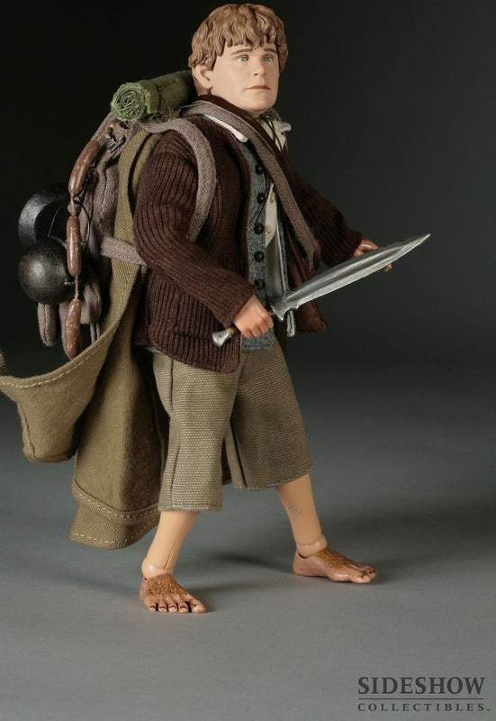 LOTR - Samwise Gamgee - Tan Shorts w/Belt