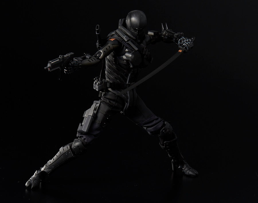 G.I. JOE - Snake Eyes - 2016 San Diego Comic Con Bait Exclusive - MINT IN BOX