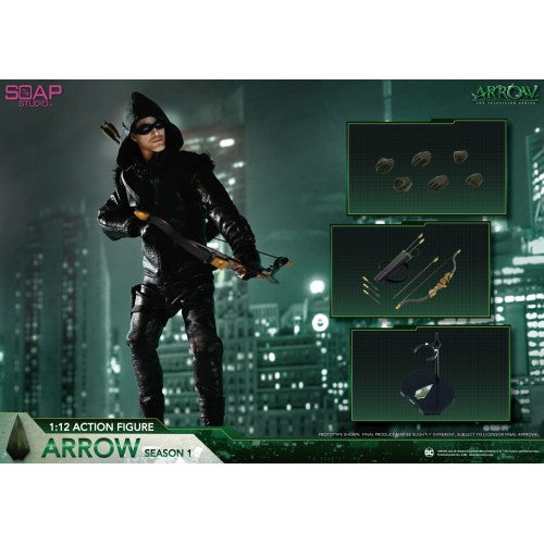 1/12 - Arrow - Base Figure Stand