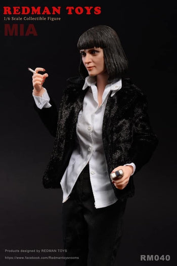 Mia Wallace - MINT IN BOX